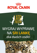 Royal Canin konkurs - Sri Lanka