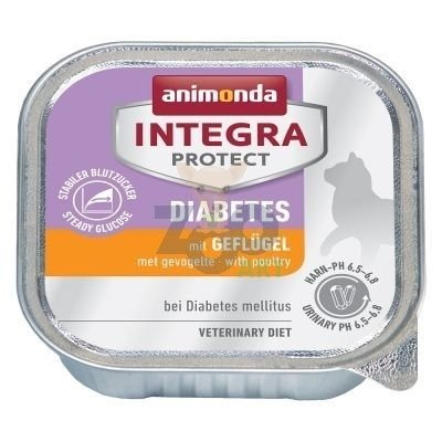 Animonda Integra Protect Adult Diabetes Z drobiem 100 g