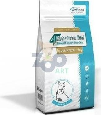 4T Veterinary Diet Dog Hypoallergenic insect 14kg
