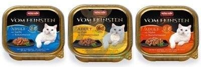 ANIMONDA Cat Vom Feinsten adult NoGrain Mix Smaków 36x100g