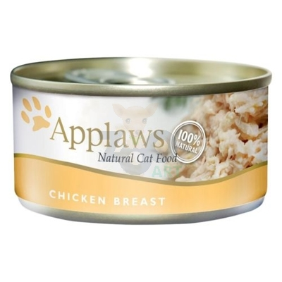 APPLAWS Natural Cat Food Pierś z kurczaka 70g