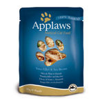 APPLAWS Natural Cat Food Tuńczyk i Leszcz 70g saszetka
