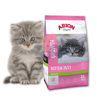 ARION Original Kitten 35/21 Chicken 2kg