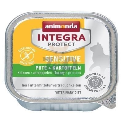 Animonda Integra Protect Adult Sensitive Indyk i ziemniaki 100 g