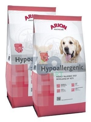 Arion Health & Care Hypoallergenic 2 x 12kg
