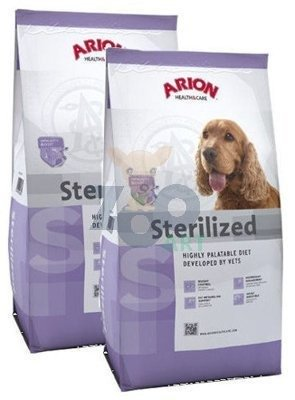 Arion Health & Care Sterilized 2 x 12kg
