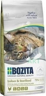 BOZITA Feline Indoor Sterilised 2kg