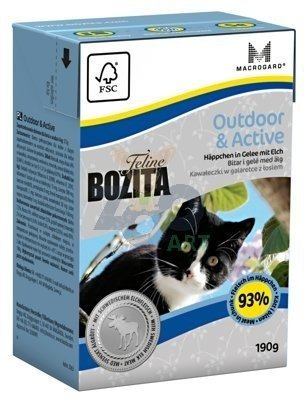 BOZITA Feline Outdoor Active 190g