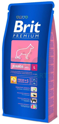 BRIT Premium Junior L (Large) 3kg