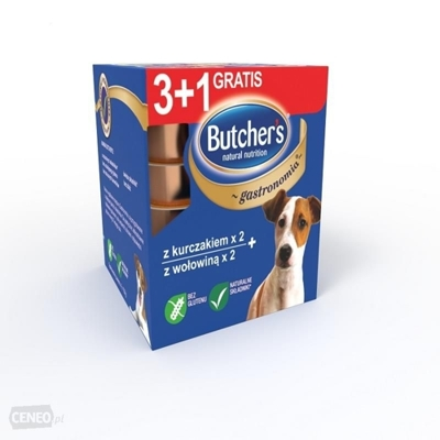 BUTCHERS Multipack (4x150g)