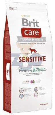 Brit Care Sensitive Venison&Potato 12kg