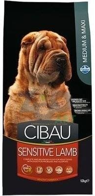 Cibau Sensitive Lamb Medium & Maxi 12 kg