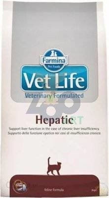 FARMINA Vet Life Cat Hepatic 2kg