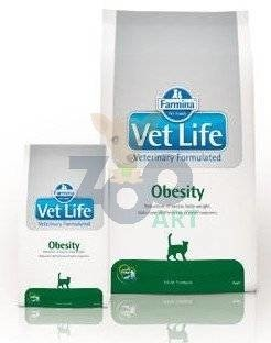 FARMINA Vet Life Cat Obesity 400g
