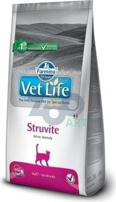 FARMINA Vet Life Cat Struvite (Urinary) 400g