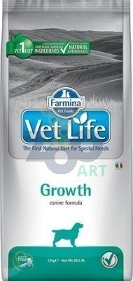 FARMINA Vet Life Dog Growth 12kg