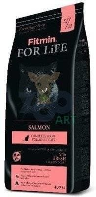 FITMIN Cat For Life Salmon 8kg