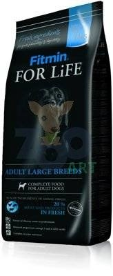 FITMIN For Life Adult Large Breeds 3kg