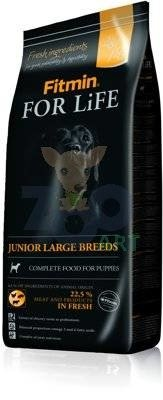 FITMIN For Life Junior Large Breeds 3kg