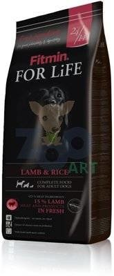 FITMIN For Life Lamb & Rice 3kg