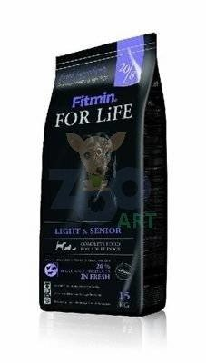 FITMIN For Life Light & Senior 3kg