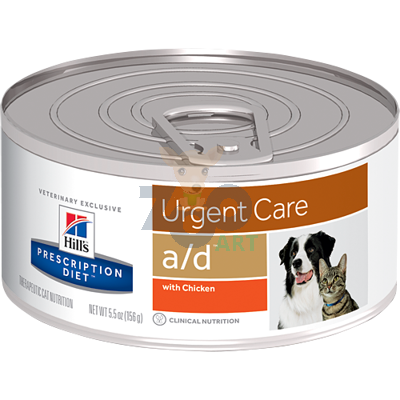 HILL'S PD Prescription Diet Canine Feline a/d  12 x 156g