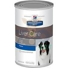 HILL'S PD Prescription Diet Canine L/d 12x370g - puszka