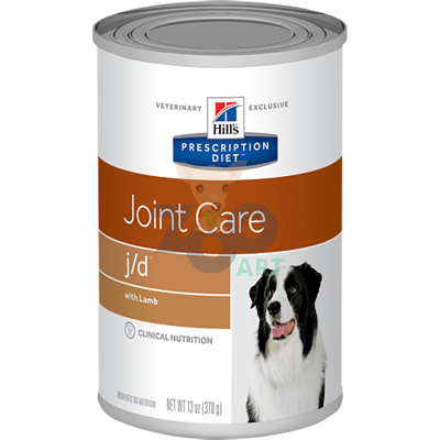 HILL'S PD Prescription Diet Canine j/d 12 x 370g - puszka