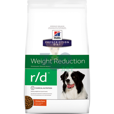 HILL'S PD Prescription Diet Canine r/d 2x12kg