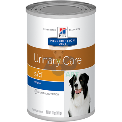HILL'S PD Prescription Diet Canine s/d 12x370g - puszka