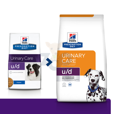 HILL'S PD Prescription Diet Canine u/d Urinary Care 12kg