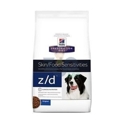 HILL'S PD Prescription Diet Canine z/d Food Sensitivities 2x10kg