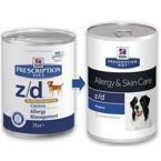 HILL'S PD Prescription Diet Canine z/d Ultra Allergen Free 370g