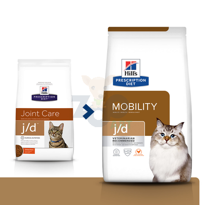 HILL'S PD Prescription Diet Feline j/d 2kg