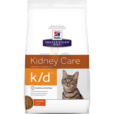 HILL'S PD Prescription Diet Feline k/d 400g
