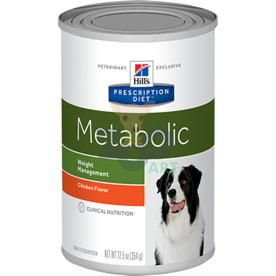 HILL'S PD Prescription Diet Metabolic Canine 12x370g - puszka