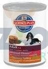 HILL'S SP Science Plan Canine Adult Kurczak 6 x 370g - puszka