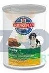 HILL'S SP Science Plan Canine Puppy Kurczak 6 x 370g - puszka