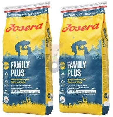 Josera Family Plus 2x15kg