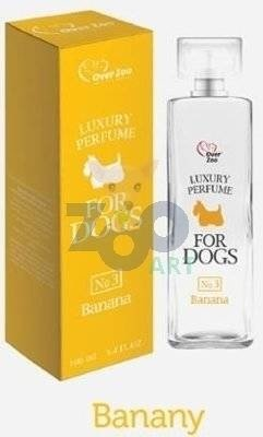 OVERZOO Luxury perfume for dog banany - 100ml