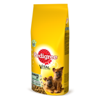 PEDIGREE Junior Duże Rasy Kurczak 2x15kg + Miska Pedigree GRATIS!