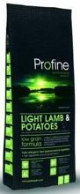 PROFINE Light Lamb and Potatoes 15kg