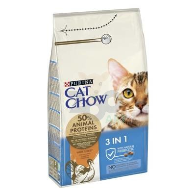 PURINA Cat Chow Special Care 3w1 - 1,5kg