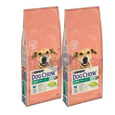 PURINA Dog Chow Adult Light 2x14kg