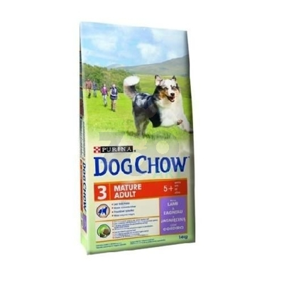 PURINA Dog Chow Mature Adult Lamb 2,5 kg