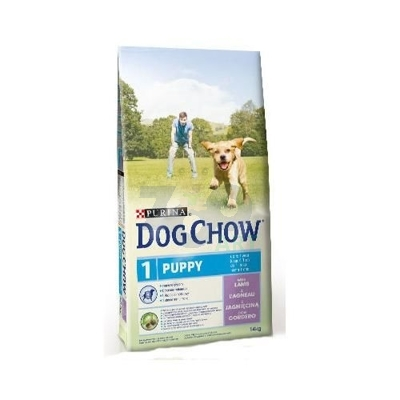 PURINA Dog Chow Puppy Lamb 14kg+2,5kg