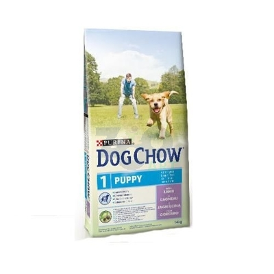 PURINA Dog Chow Puppy Lamb 2,5kg