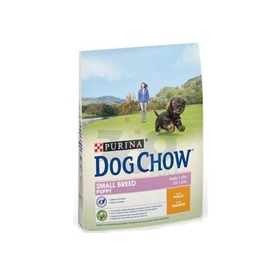 PURINA Dog Chow Puppy Small Breed Chicken 7,5 kg