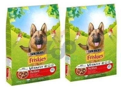 PURINA Friskies Active Duo 30kg