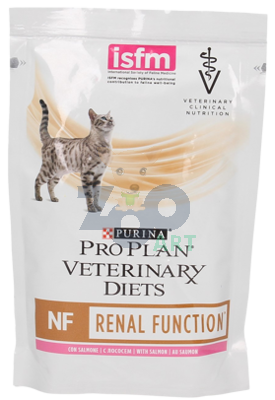 PURINA Veterinary PVD NF Renal Function Cat  85g - łosoś